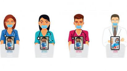 """Infirmiera virtuală - Tehnologia vine în ajutorul """"liniei întâi"""" din spitale"""
