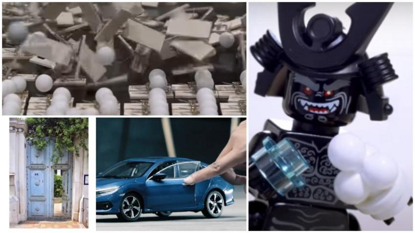 [Ad List] Lego, suspans cu bile și reclama tuturor reclamelor de pandemie