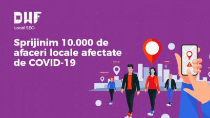 DWF sprijină 10.000 de afaceri locale afectate de COVID-19
