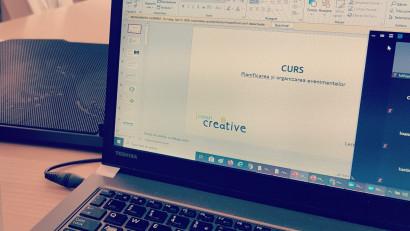 Cursuri Creative: Maratonul de 30 de zile pentru restructurarea unei afaceri în timpul pandemiei