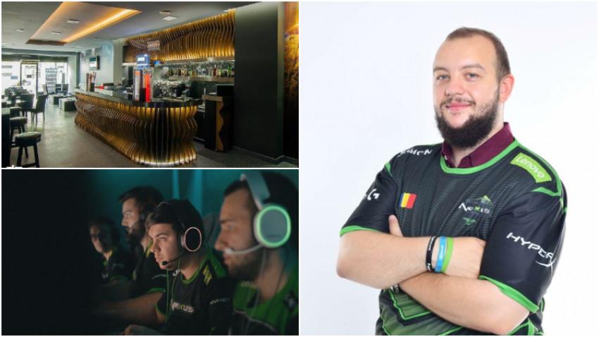 [Noii antreprenori] Alexandru Ion, Nexus Gaming: Eu văd antreprenoriatul ca pe un stil de viață, nu un statut social