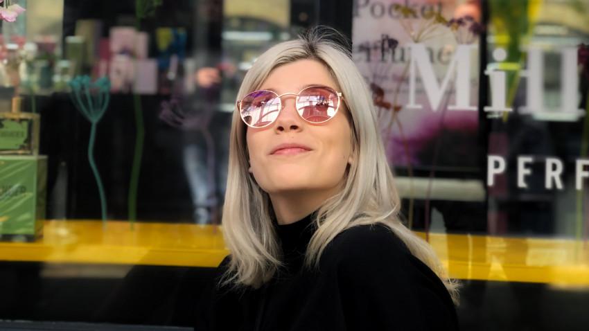 [Start in creatie] Ioana Teodoroiu: Cel mai important lucru pe care l-am învățat e să trec peste orgoliul de a pune întrebări