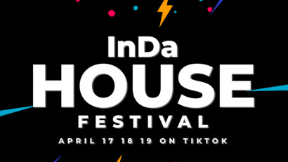 Global Records organizează primul festival online cu scop caritabil,pe TikTok, InDa House Festival