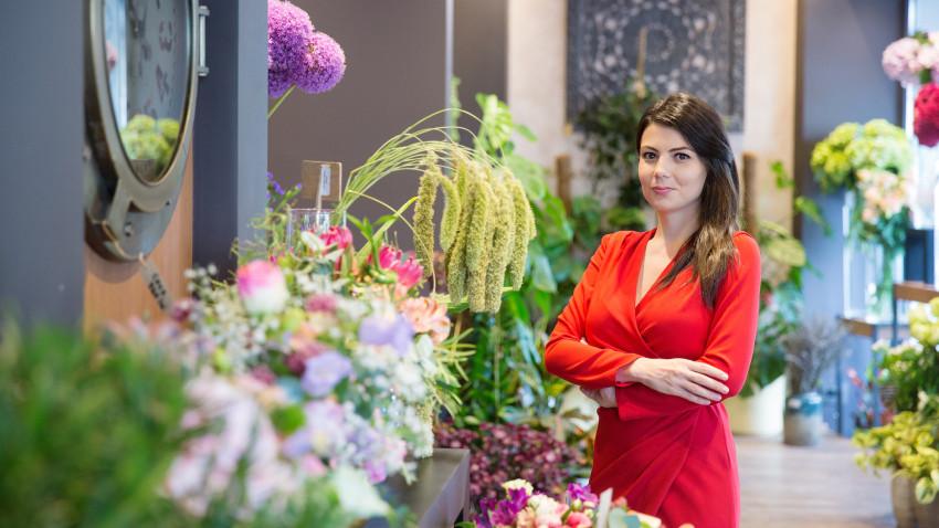 Floria.ro vine în ajutorul florăriilor din țară prin extinderea rețelei de parteneri