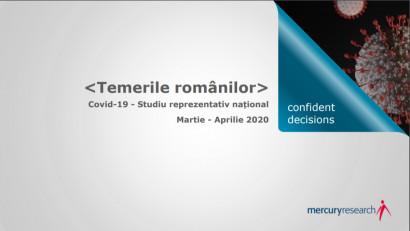De ce se tem românii în timpul epidemiei de coronavirus?