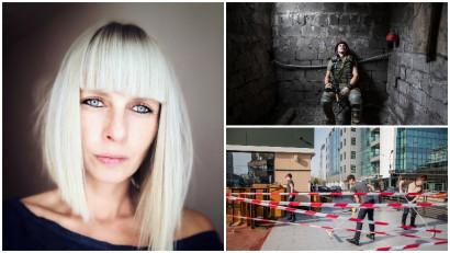 [Povesti de fotografi] Ioana Moldovan: Am ajuns în orașe și sate în care m-a lovit pustietatea, locuri cufundate într-o liniște apăsătoare