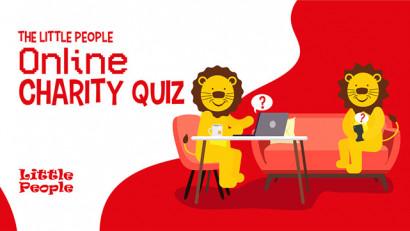#stamacasa si facem bine la prima editie a Quiz-ului Caritabil Online Little People