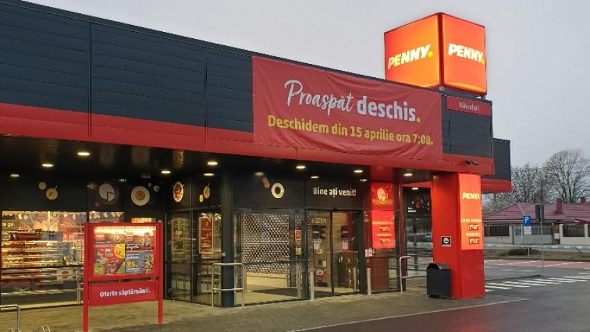 PENNY a deschis două noi magazine în luna aprilie