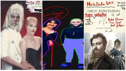 HalaBala LAIF. Live-uri muzicale și șezători în carantină cu Tania Cergă și Andrei Glavan