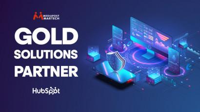 Mediapost Martech obţine certificarea de Partener GOLD HubSpot după doar 3 luni de activitate pe piaţa din România