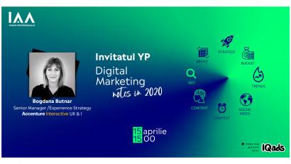 Află insight-uri noi din lumea marketing-ului digital și cum să ne adaptăm mesajele în online la Digital Marketing Notes in 2020