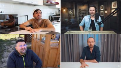 [România pe YouTube] Mâncăm și ne întrebăm