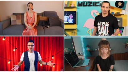 [România pe YouTube] Rutina, internetul, rețeta supraviețuirii