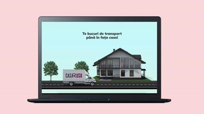 Casa Rusu - Lansare magazin online