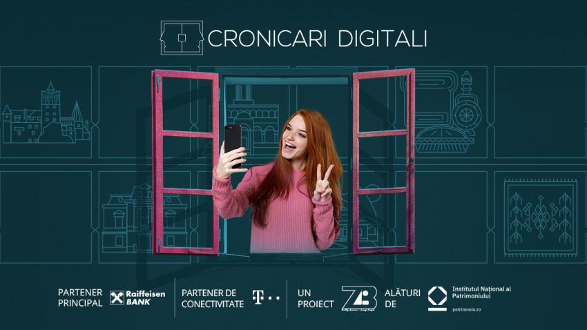 În numai 24 de ore de la lansare, podcastul Cronicari Digitali, un podcast despre ce merită păstrat, patrimoniu cultural și amintiri personale, a avut 3.058 de ascultători