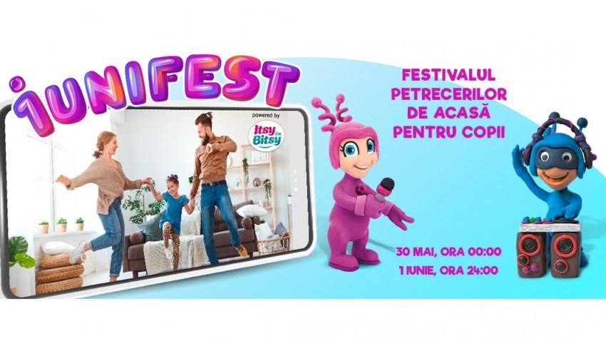 1uniFEST - Festivalul Petrecerilor de Acasă pentru Copiii Români de Pretutindeni