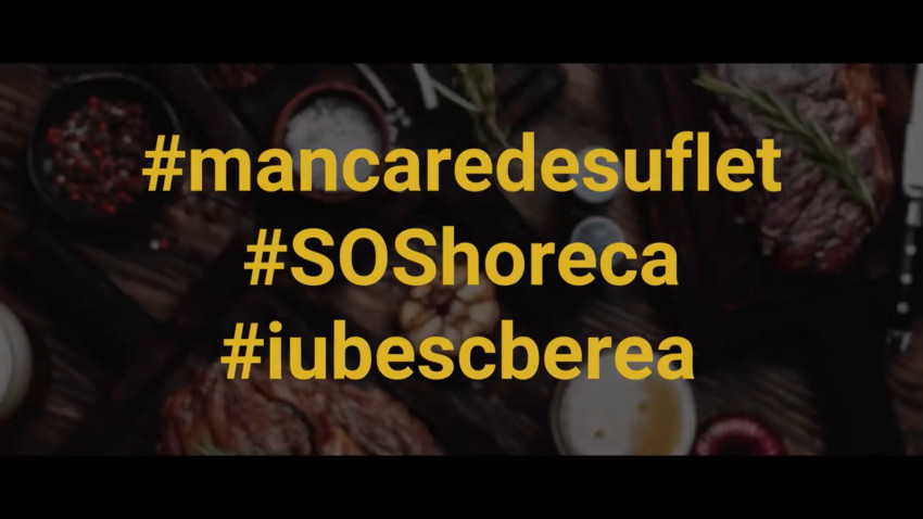 #MancareDeSuflet #SOSHoReCa. Noua campanie integrată lansată de Berarii României pentru susținerea sectorului HoReCa afectat de criza Covid-19