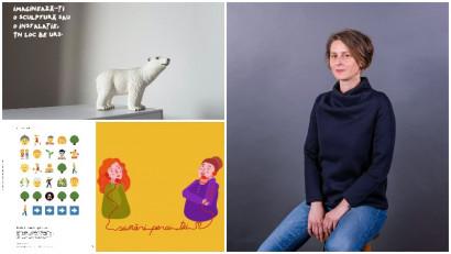 Corina Bucea: Fără o recunoaștere socială și fiscală, artiștii independenți vor fi condamnați la un statut marginal și vulnerabil