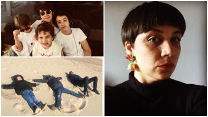 Antoaneta Opriș și cartea-jurnal: Între notițele unui freelancer, antreprenor și ce oi mai fi fost eu, am găsit și notițele unei mame și ale unei femei