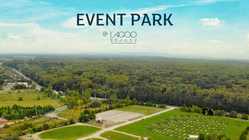 UNIVERSUM lansează Event Park Snagov, 6ha de spațiu verde pentru evenimente drive-in de toate tipurile adaptate măsurilor de distanțare sociale