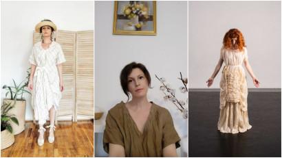 [Designeri români]Mihaela Crețescu: Sper ca, de acum înainte, românii să fie orientați spre designerii autohtoni