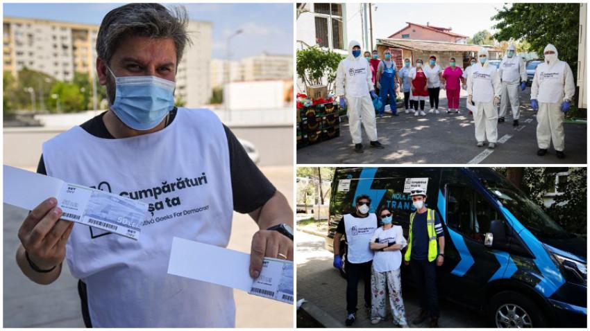 """[ONG de criză] Marian Rădună: Ieșim cu greu din """"bulă"""". Pare că suntem mereu cam aceiași oameni care donează timp, muncă, bani"""