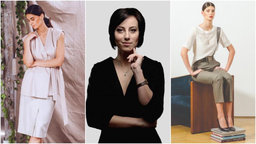[Designeri români]Ștefania Bulboacă: Nu este momentul unei chemări la consum, ci mai degrabă al revenirii la funcțional și sustenabil