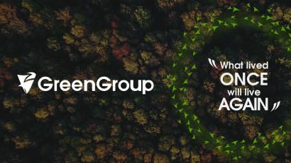 """""""What lived once, will live again.""""Ideologiq folosește conceptul de ciclicitate a vieții în noua identitate vizuală pentru Green Group"""