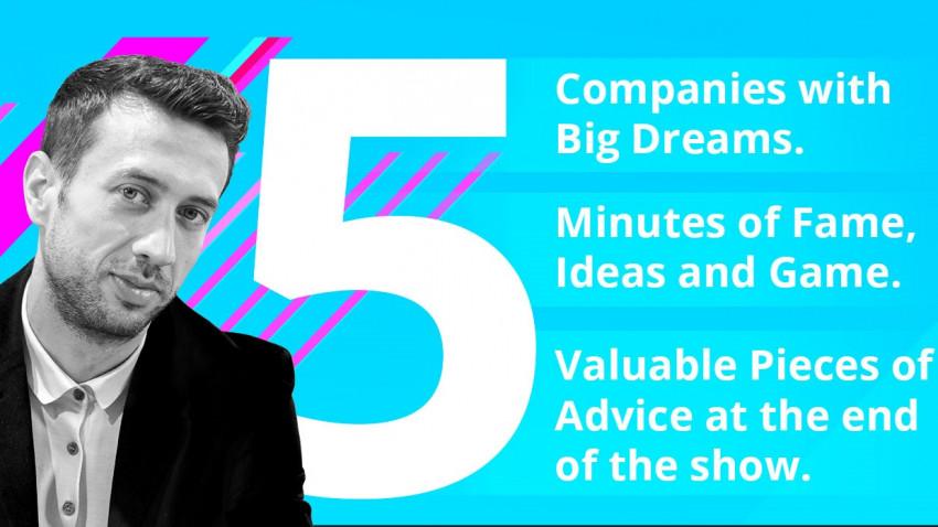 Infinit Agency continuă seria FridayLive@Five, următoarea ediție având loc vinerea aceasta la ora 17:00