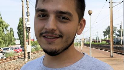 [Start in creatie] Mircea Gheorghe: Mereu am văzut generația mea ca pe o generație de test