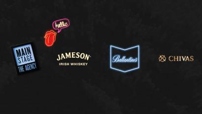 MAINSTAGE THE AGENCY a preluat contul de advertising pentru brandurile Ballantine's, Jameson și Chivas în România
