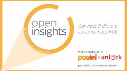 "pastel și Unlock Market Research au lansat ""Open Insights"""
