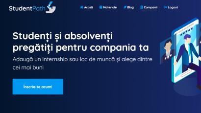 StudentPath, platforma online care transformă studentul simplu în candidatul ideal