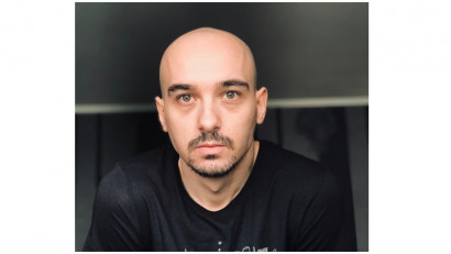 [Gif Art] Razvan Paun: Ori de cate ori o reactie nu poate fi exprimata in cuvinte, un gif va fi acolo sa salveze situatia