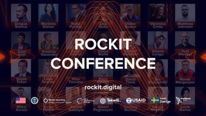 Vezi ce subiecte te așteaptă la Rockit Conference 2020