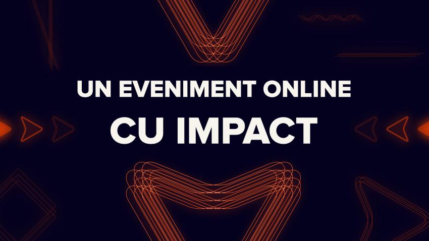 Rockit Conference - un eveniment online cu impact