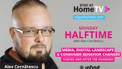 """MEDIA, DIGITAL LANDSCAPE & CONSUMER BEHAVIOR CHANGES"" - discutia LIVE de astazi pe care NU vrei sa o ratezi"