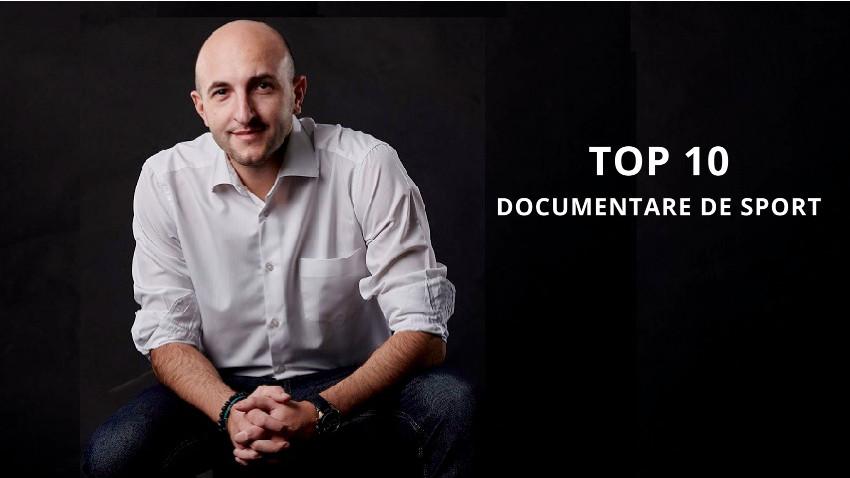 Top 10 documentare de sport