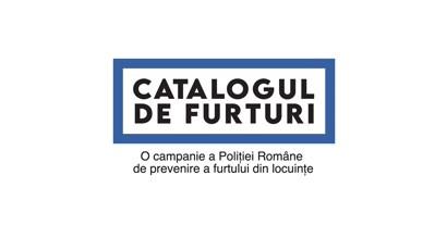 Politia Romana - Catalogul de furturi