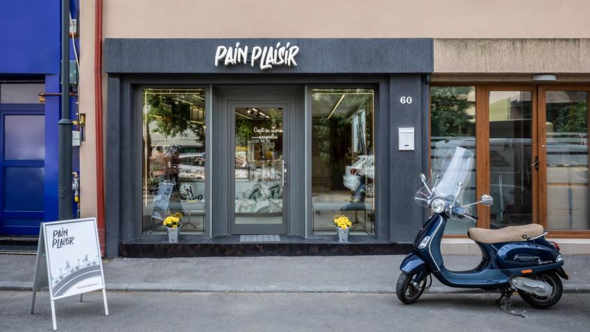 WOPA și Pain Plaisir fac un colaj între pâine și oraș