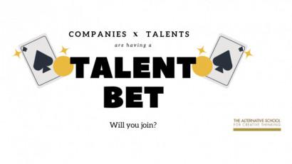 The Alternative School anunta castigatorii de la #TalentBet & Young Marketers
