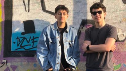 Pentru Alex Secan si Bertho Lazar, dorinta de a schimba lumea incepe la NYU Shanghai