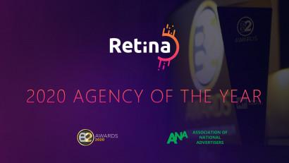 Românii de la Retina/Transiris numiți Agenția Anului în America