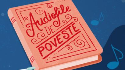 """""""Audiofile de poveste"""", campania aniversară de 10 ania geekșilor din Saatchi & Saatchi + The Geeks"""
