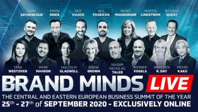 15 WORLD-CLASS EXPERTS joining BRAND MINDS in an exceptional online event