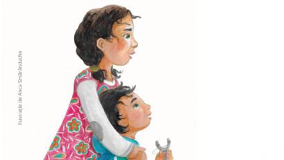 Înotăm pentru o carte ilustrată despre istoria romilor