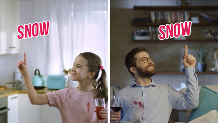 Brands&Bears semnează noua comunicare pentru brandul Snow