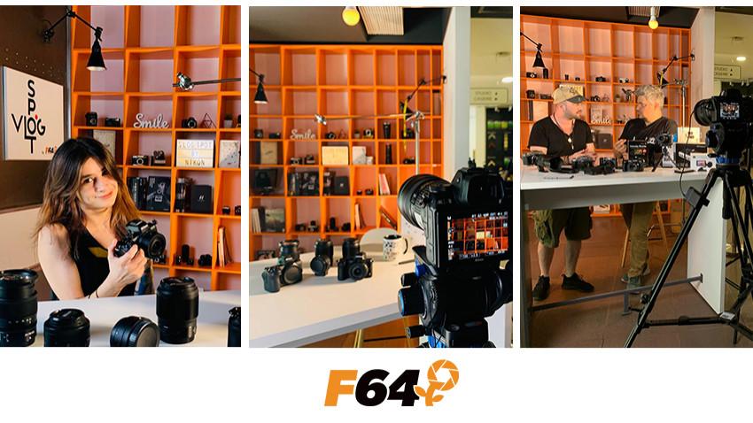 F64 lansează VlogSpot, locul de joacă al creatorilor de conținut