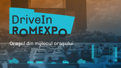 UNIVERSUM în parteneriat cu Romexpo și Arena Events lansează cel mai mare spațiu amenajat pentru evenimente drive-in din București: DriveIn Romexpo