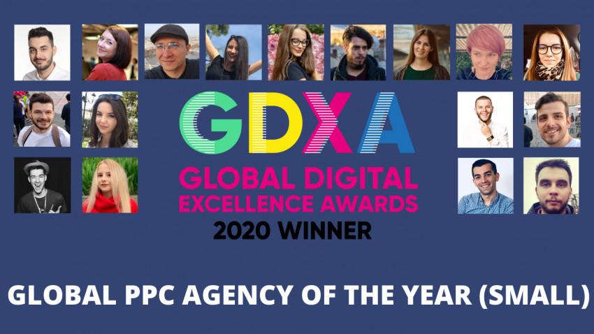 WebDigital: Agentia Anului in PPC Marketing la Global Digital Excellence Awards